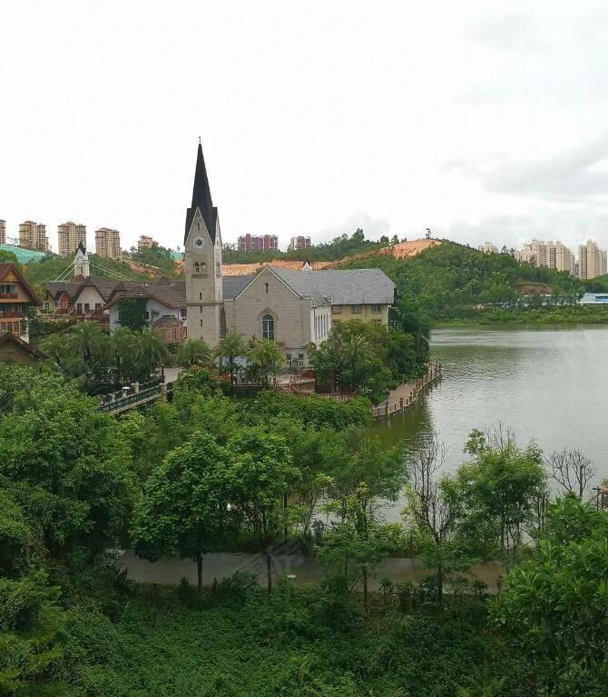惠州五矿哈施塔特四期建面约95-123㎡